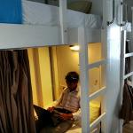 Bunk Beds with Personal Reading Lamp & Locker