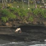 Tanah Lot Surfing