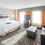 Hampton Inn Akron-South hotel in Akron Ohio