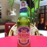 Birra Pironi: cold and soothing