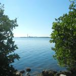 Proposed expansion of the Turkey Point nuclear plant 25 miles south of Miami and near Biscayne N
