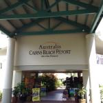 Foto van Australis Cairns Beach Resort
