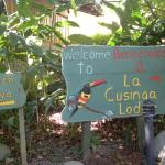"La Cusinga means ""toucan"" of which we saw plenty!"