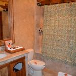 Villa Lago - shared bathroom