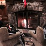 Foto de Lodge at Whitefish Lake