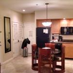 Dining / Kitchenette area of Room 2049