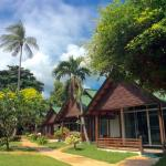new bungalows at Marine Samui