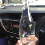 Free Pullman water chilled in your car