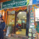 Foto de Bag Packer's Lodge