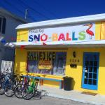 Florida Keys Snoballs