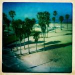 And more of sunny California from the room