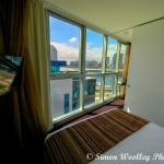View from bedroom - Room 602