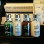Toiletries from Molton Brown