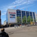 Scandic Europa Gothenburg resmi