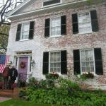 Foto van Chester Bulkley House Bed and Breakfast