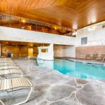 Indoor Pool and Hot Tub Area