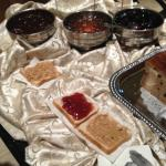 Peanut Butter and Jelly Bar at Bedtime