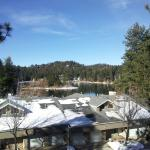 2nd Floor View of Lake Arrowhead