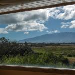Mauna Kea view from bedroom