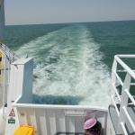 Ferry from Shannah to Masirah (Hilf)