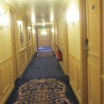 couloir chambres