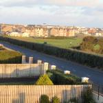 Morning View over Portrush from Linksview Suite
