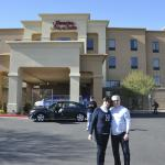 Photo de Hampton Inn Suites Las Vegas Airport