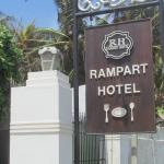 Φωτογραφία: Rampart View Guest House