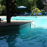 Adults only pool