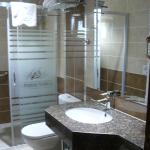Newly Refurbished Bathrooms. All walk in showers