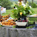 Marriott Ranch Company Picnic Catering