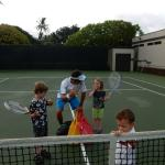 Tennis lesson for 3-6 year olds