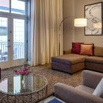 Premium Bourbon Street One Bedroom Balcony Suite