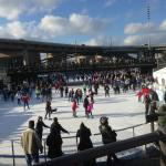 Rotary Rink at Fountain Place - Buffalo New York