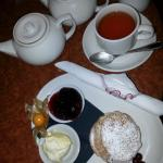 Devon tea at Palace Hotel
