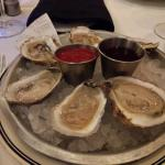 Oysters of many origins