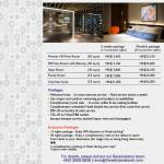 Long Staying Package