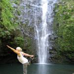 Waterfall Yoga