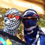 Our excursion in the Desert - No we are not Jihads lol