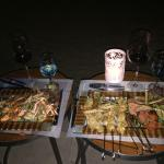 Nice BBQ at the beach