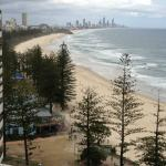 Burleigh Beach Tower Foto