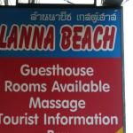 Lanna Beach Guesthouseの写真