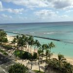Tiny hotel with the Best view in Waikiki