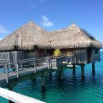 Royal Overwater Bungalow