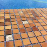 Dangerous missing pool tiles