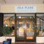 Entrance of Fra Mare