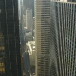 View From room on 50th Floor