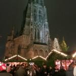 Ulm Munster and Christmas Market