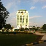 Foto de Hotel Holiday International Sharjah