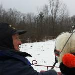 Photo de Gentle Giants Sleigh and Carriage Rides